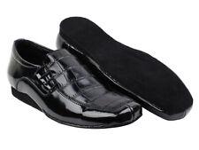 Latin Salsa Very Fine Ballroom Dance Shoe Men's SERO102BBX Blac Croc