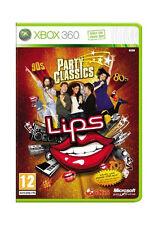 Lips: Party Classics Xbox 360 PAL UK