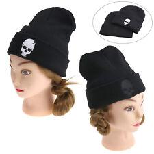 Men Women Hip-Hop Ski Beanie Cap Knitted Winter Warm Skull Cool Hat Gift MS