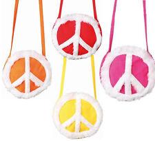 70er Jahre Peace Tasche Peacetasche Hippie Fasching Handtasche Hippietasche
