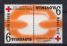 Slovenia 1999 SG#424a Obligatory Tax MNH Pair