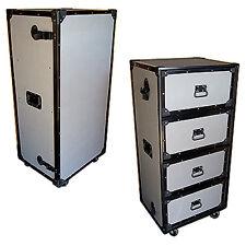 TUFFBOX 4 DRAWER WORK TRUNK CASE - Large - New!