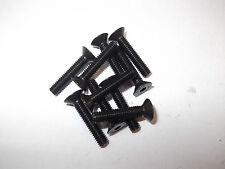 M4 High Tensile Self Colour Countersunk Socket Screws FREE P&P