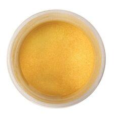 Culpitt - Colour Splash Edible Pearl Pure Gold Lustre Cake Dust