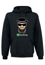 Breaking Bad Sweater Men - HEISENBERG COMIC - Black