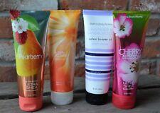 NEW Bath & Body Works Cream Grapefruit Splash Cherry Blossom Pearberry Full Size