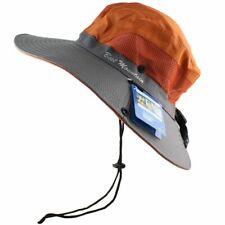 Waterproof Sun Hat Bucket Men Women Fishing Boonie Hat For Summer Outdoor Hiking