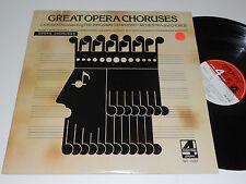 CAMARATA  Great Opera Choruses M- Kingsway Symphony Orch & Chorus Aida Carmen