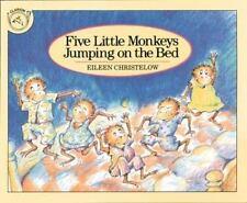 Five Little Monkeys Jumping on the Bed (A Five Little Monkeys Story) - Acceptabl