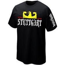 T-Shirt STUTTGART ALLEMAGNE DEUTSCHLAND - ultras Maillot ★★★★★★