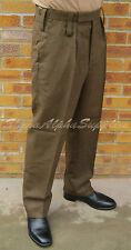 British army surplus Barrack robe pantalon uniforme, armée tous ranks-fancy robe / s