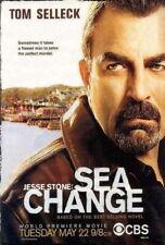 70377 Jesse Stone: Sea Change Tom Selleck Kathy Baker Wall Print Poster Affiche