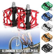 Aluminum Alloy Flat Platform Pedaling Bicycle Pedals Road Bike Parts MTB Pedal
