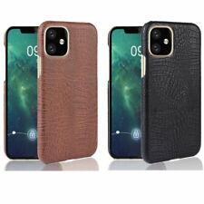 🔴 iPhone 11 PRO 5,8 Schutzhülle Handyhülle Case Cover Krokodil Leder M2-2 🔴