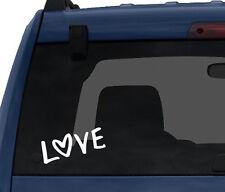 Love Doodle Art #11- Heart Word Decor - Valentine -Car Tablet Vinyl Decal