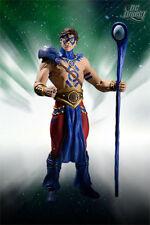 DC: Green Lantern: Blackest Night: THE ATOM  (INDIGO TRIBE) figure - (comic)