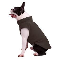 Cappotto Per Cani in Pile Polare Gilet Invernale Mantiene Caldo S M L XL