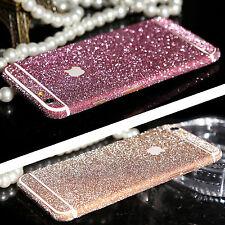 iPhone 5 Glitzerfolie Handy Schutz Folie Diamand Bling Strass Hülle Aufkleber