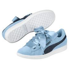 Puma Vikky Cinta Junior Niñas Zapatos Mujer Azul 367639 01