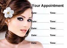 Hair beauty spa ou ONGLERIE cartes de rendez-vous personnalisé