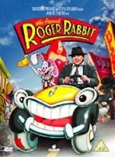WHO FRAMED ROGER RABBIT - NEW / SEALED DVD - UK STOCK