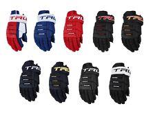 "True A4.5 SBP Hockey Gloves! 9 Color Choices Ice Roller SR JR 11"" 12"" 13"" 14"" 15"