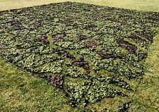 New Large Genuine British Army Camouflage Camo Net Netting Military Woodland
