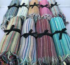 NEW SEASON PAREO Ponpon Bolero TURKISH Peshtemal 100%Cotton, Beach Towel