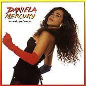 O Canto Da Cidade by Daniela Mercury CD 1993 Columbia Brazil