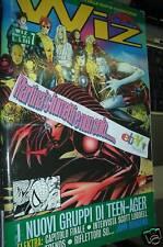 Wiz n. 7 rivista Marvel ed.Panini