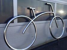 Edelstahl Fahrradständer,Anlehnbügel,Anlehnparker,bügel- Design by K2,Rennrad-2