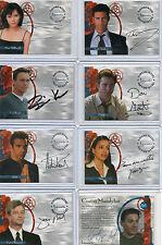 Charmed Seas 1,PO3,Conversations,Destiny Autograph & Pieceworks Card Selection