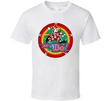 Mr Do Classic Arcade Video Game T Shirt
