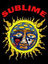 Sublime Logo Ska Punk Band Music Art Huge Giant Print POSTER Affiche
