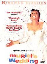 """Muriel's Wedding"" Comedy Movie starring Toni Collette & Bill Hunter on DVD"