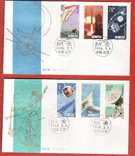 China 1986 T108 Space Flight,  , FDC (B)