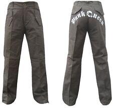 New Womens Ladies Cargo Combat Boyfriend Trousers Pants Bottoms Jeans