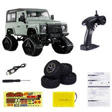 FY003 2.4G 1/16 RC Desert Off-road Car 4WD Rock Crawler RTR + 2 Types Tires H6H8