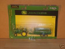 John Deere 5020 Tractor w/ V Tank Spreader 876 1/64 NIB