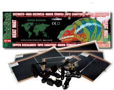 Habistat Heat Mat - Reptile Vivarium Heating, All Sizes, Amphibian & Spider Mats