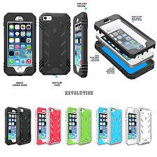 Poetic Revolution Shockproof Hybrid Hard Case Cover For iPhone SE / S6 / S6 Plus