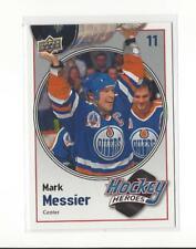 2009-10 Upper Deck Hockey Heroes Mark Messier #23 Mark Messier Oilers