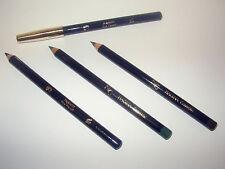 HAGINA Kajalstift Eyeliner Stift in 4 Farben Schwarz Braun Blau Grün
