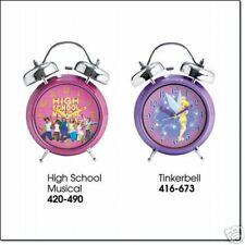 Disney HIGH SCHOOL MUSICAL Twinbell Bedroom Desk Clock