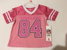 NWT Antonio Brown Pittsburgh Steelers Jersey - Pink