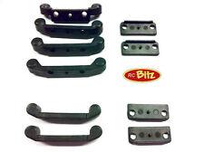 Carisma GT14 Hinge Pin Mounts NARROW CA143396 or WIDE CA14337 0 2 3 4 Toe-in set