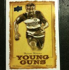 2008 Upper Deck MLS Insert  Young Guns Arturo Alvarez