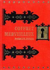 COFFRET MERVEILLEUX POUR LES JEUNES /CONTES ANIMAUX ARTS SCIENCES EXPERIENCES...