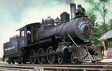 Warren & Ouachita Valley, Alabama Lumber Products --- Railroad Train Postcard