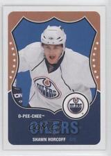 2010-11 O-Pee-Chee Retro #171 Shawn Horcoff Edmonton Oilers Hockey Card